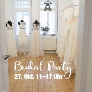 Bridal Party bei Anziehungskraft